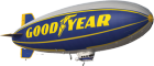Goodyear GZ20A blimp